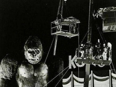 Kulisy kręcenia King Konga