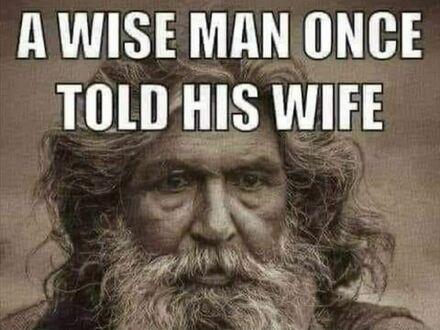 Mądrego to i posłuchać warto
