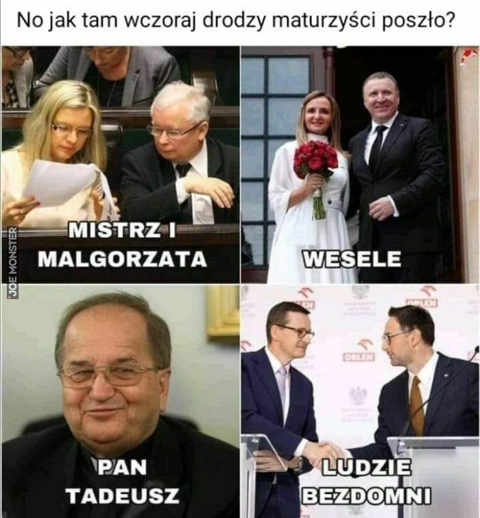 mistrz i małgorzata wesele
