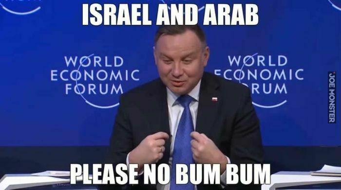 israel and arab please no