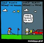 Golf i klasa średnia