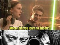 Gdzie Natalia Portman uczyła się strzelać
