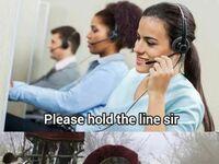Proszę pozostać na linii