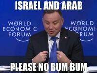 Prezydent apeluje o pokój w Strefie Gazy