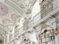Biblioteka opactwa Admont w Austrii