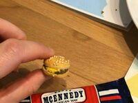 Hamburgerowe ciasteczka