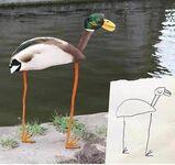Najlepszy rysunek kaczki jaki kiedykolwiek widziałem
