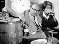 W latach 60. Lufthansa podawała na pokładach samolotów piwo prosto z beczek