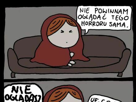 Fanka horrorów