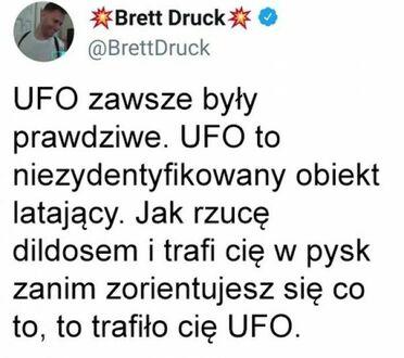 Wszystko może być UFO