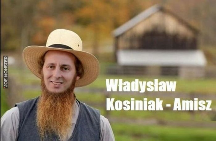 władysław kosiniak amisz
