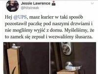 UPS wygrał internety