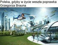 """""""Żeby wszyscy byli zdrowi, piękni, bogaci, a Pani Minister Emilewicz, aby miała własny helikopter do rozrzucania pieniędzy nad Polską na każde wezwanie"""""""