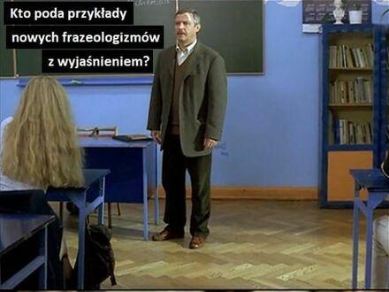 Język polski się wzbogacił o kilka nowych frazeologizmów