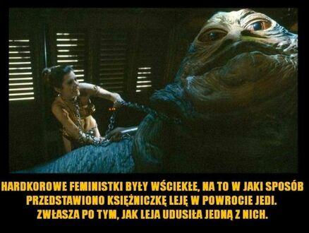 Cios dla feministek