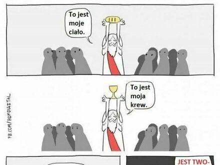 Najlepsze imprezy tylko u Jezusa