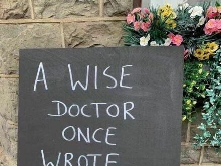 Mądre słowa pewnego lekarza