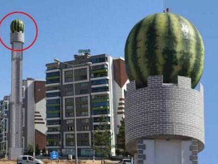 Wielki arbuz