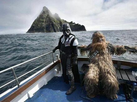 Wpadli z wizytą do Luke'a