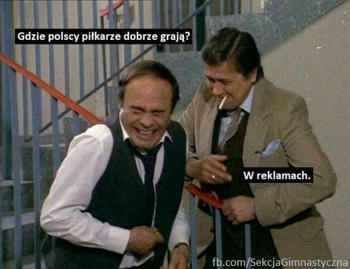 gdzie polscy piłkarze dobrze grają