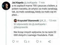 Stanowski kontra Kapela, ciąg dalszy dyskusji