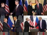 Prezydenci USA się zmieniają, ale prezydent Rosji wciąż ten sam