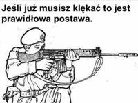 A potem powoli, jak Polska, wstajemy z kolan