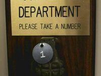 Departament Narzekania - proszę wziąć numerek