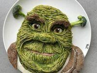 Pesto Shrek