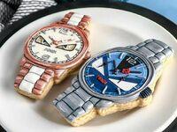 Smakowite zegarki
