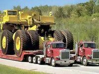 Trudny transport