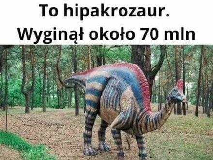 Hipakrozaur - czego o nim nie wiecie