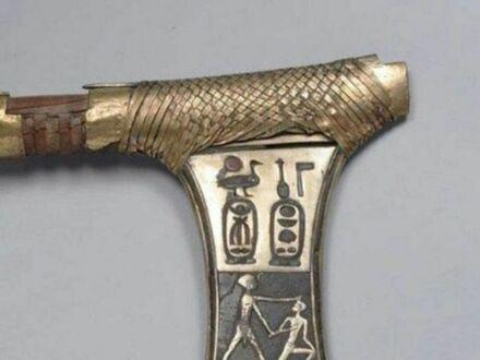 Około 3600-letni Egipski toporek