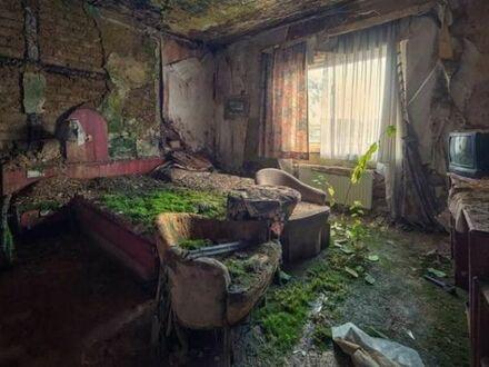 Pokój w opuszczonym hotelu