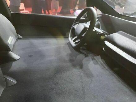 Wnętrze słynnego polskiego samochodu Izera