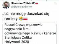Pan Stanisław czeka na ekranizację