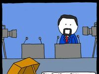 Jedyna szansa na debatę poza TVP