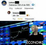 Ekonomia wg Grażynki