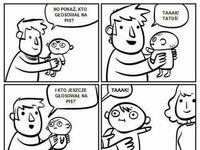 Komiks o zrujnowanym życiu