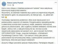 Kibice Lecha Poznań inteligentnie edukują chuliganów z Gdańska