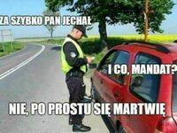 Nietypowy policjant