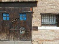 Najstarsze drzwi w Wenecji (1000-letnie)