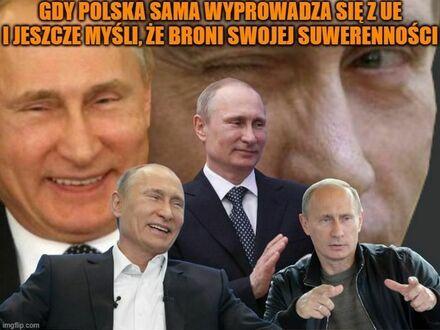 A Putin się cieszy