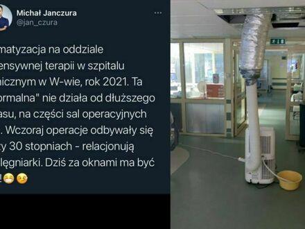 Kto powiedział, że nie trzeba dofinansować szpitali?