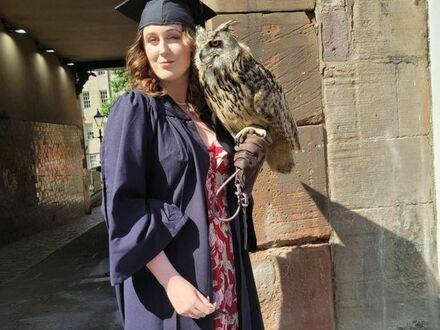 Absolwentka Hogwartu