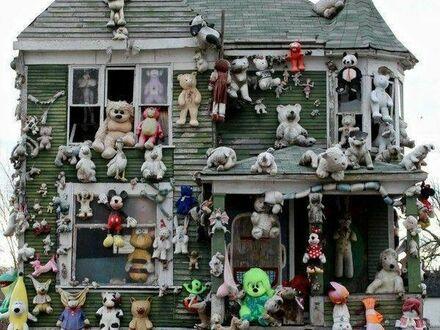 Dom jak z horroru