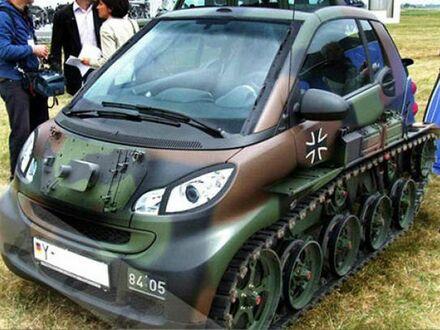 Militarny smart