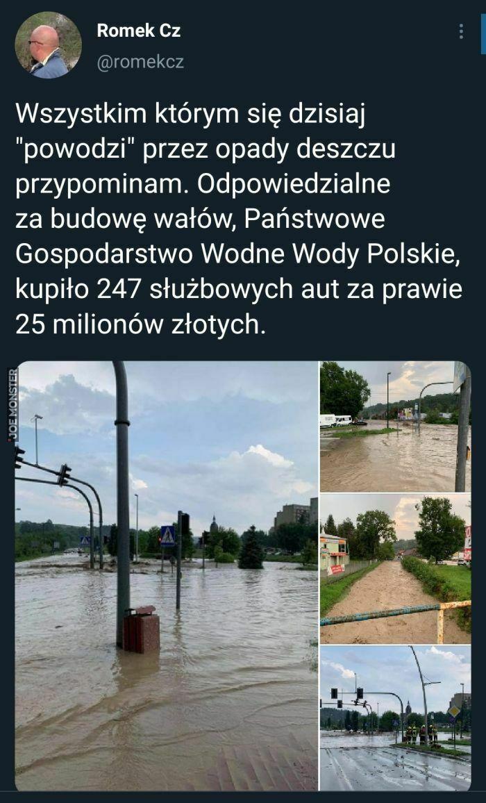 wszystkim którym się dzisiaj powodzi