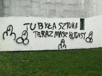 Nie chcieli graffiti