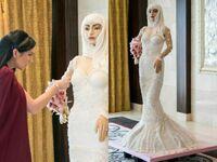 Tort ślubny z Dubaju, który kosztował 1 mln dolarów